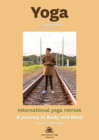 International One Week Yoga Retreat July 7 to 14, 2018